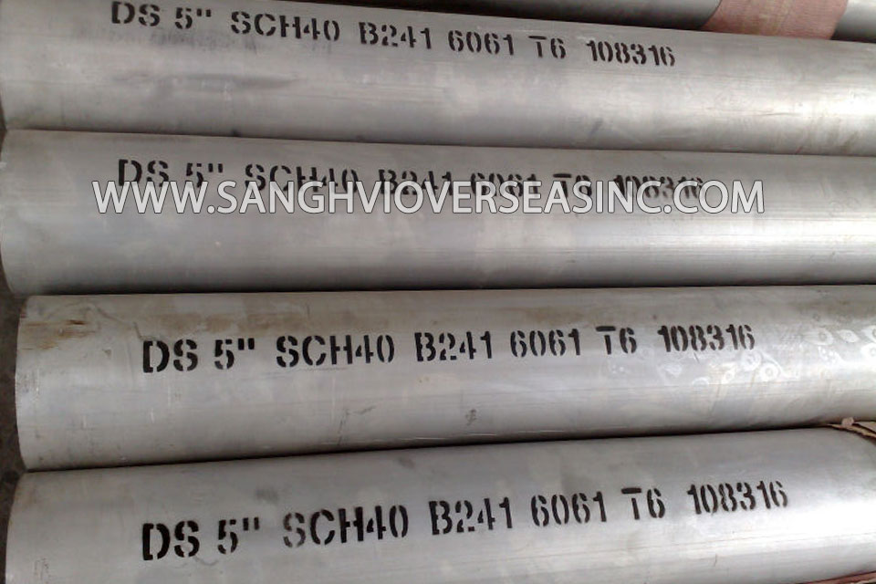 6061 Aluminium Tube Suppliers