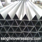 6063 Aluminum Triangle Pipe Manufacturer