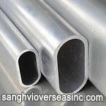 Aluminium  Oval Tube Manufacturer