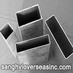 7039 Rectangular Aluminium Pipe Suppliers