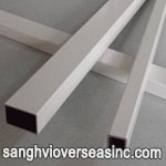Extruded Aluminum 6063 Rectangular Pipe Suppliers