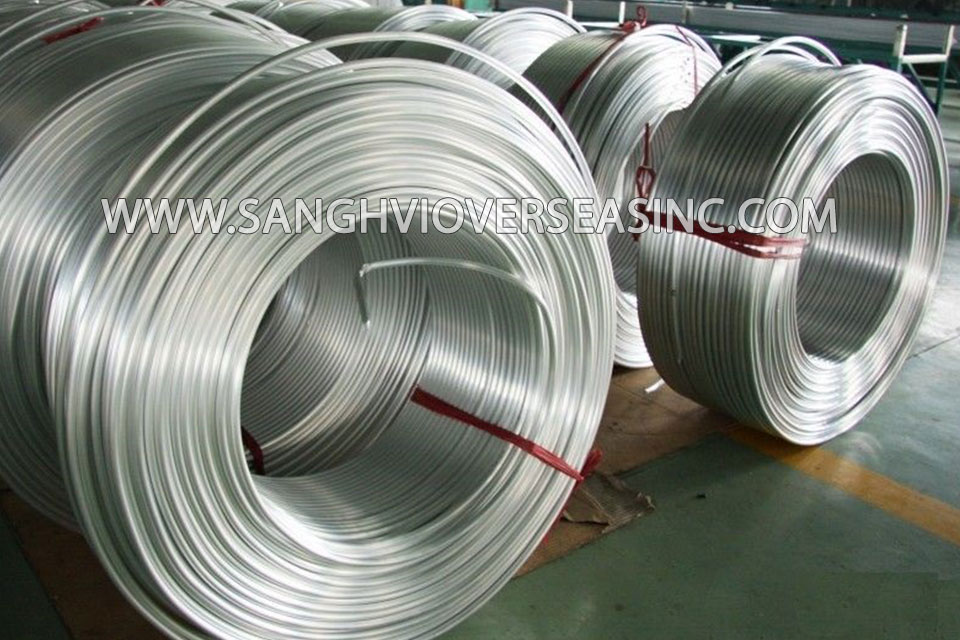 Aluminium Coiled Tubing Suppliers