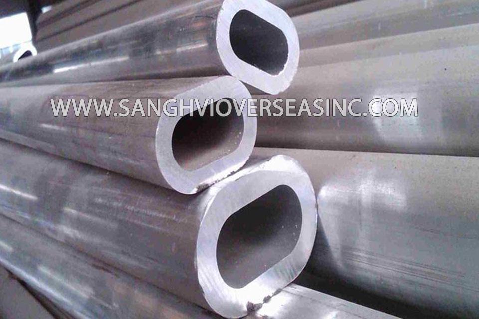 Aluminium Oval Tube Suppliers