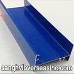 Anodized Aluminum 7039 Angle Suppliers