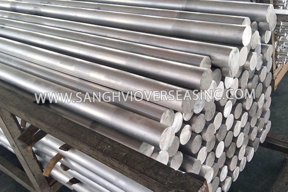 1050 Aluminium Round Bar Suppliers