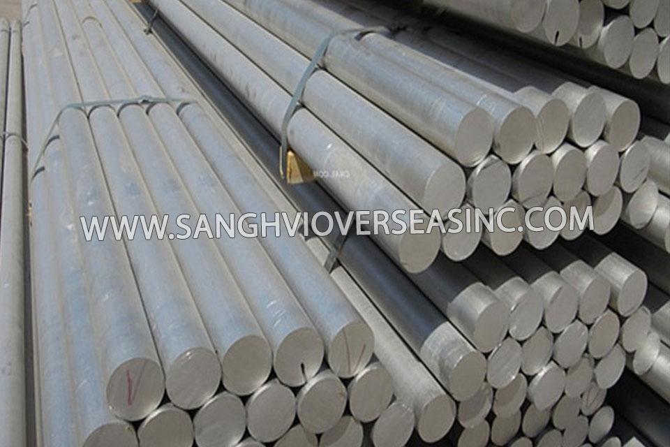 Aluminium Cast Round Bar Suppliers