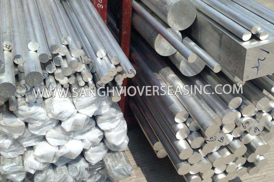 63401 Aluminium Round Bar Suppliers