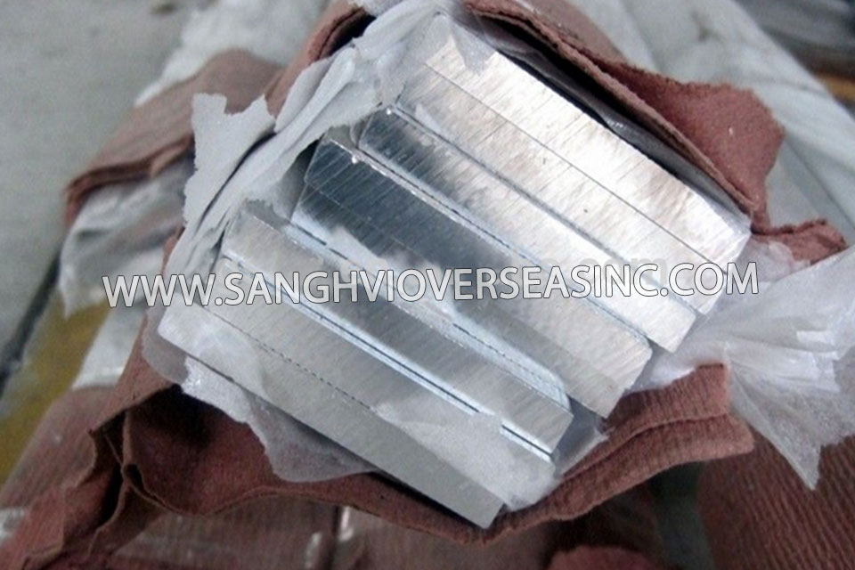 Aluminium Rectangular Bar Suppliers