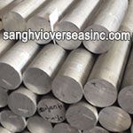 63401 Extruded Aluminium Round Bar