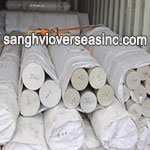 24534 Extruded Solid Aluminum Alloy Round Bar