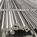 6066 Aluminium Hot Rolled Round Bar