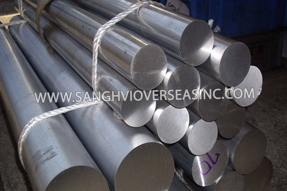 24345 Aluminium Round Bar Suppliers