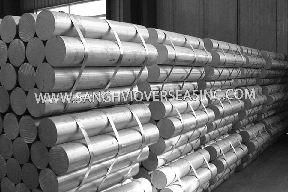 24534 Aluminium Round Bar Suppliers