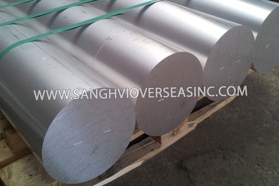 Aluminium Round Bar Suppliers
