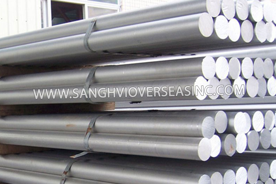 6066 Aluminium Round Bar Suppliers
