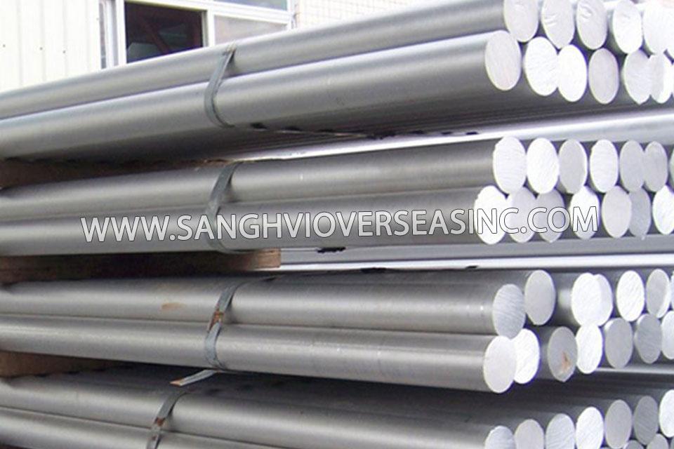 6066 Aluminium Round Bar Suppliers