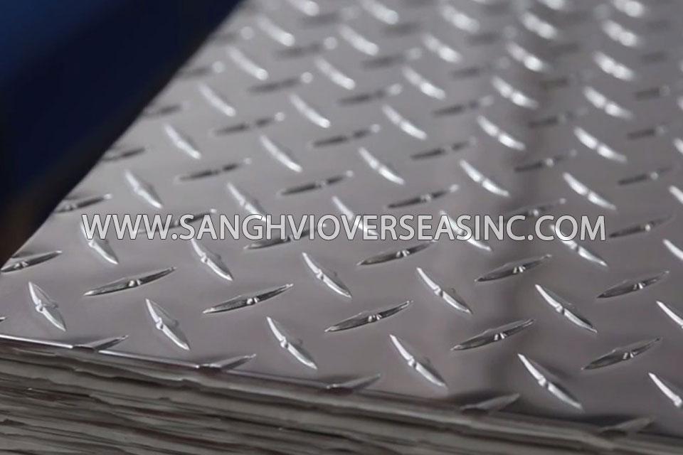 3003 Aluminium Tread Plate Suppliers 3003 Aluminium