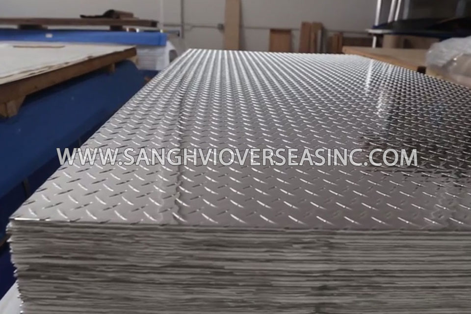 Aluminium 6061 Tread Plate suppliers