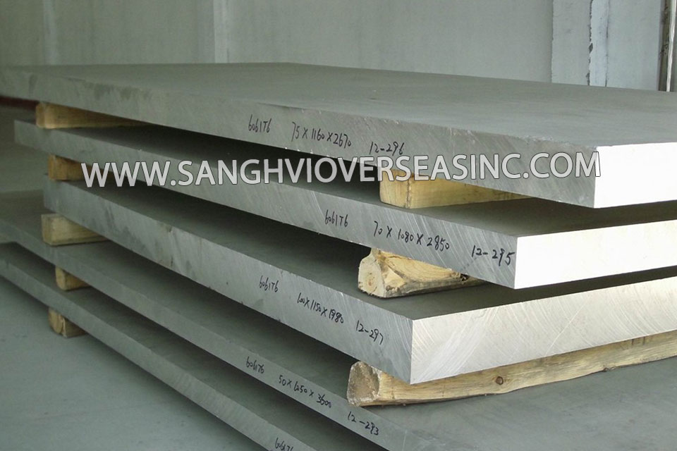 6082 HE 30 Aluminium Plate Suppliers