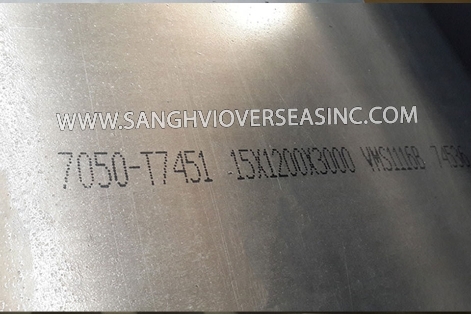 7050 Aluminium Plate Suppliers