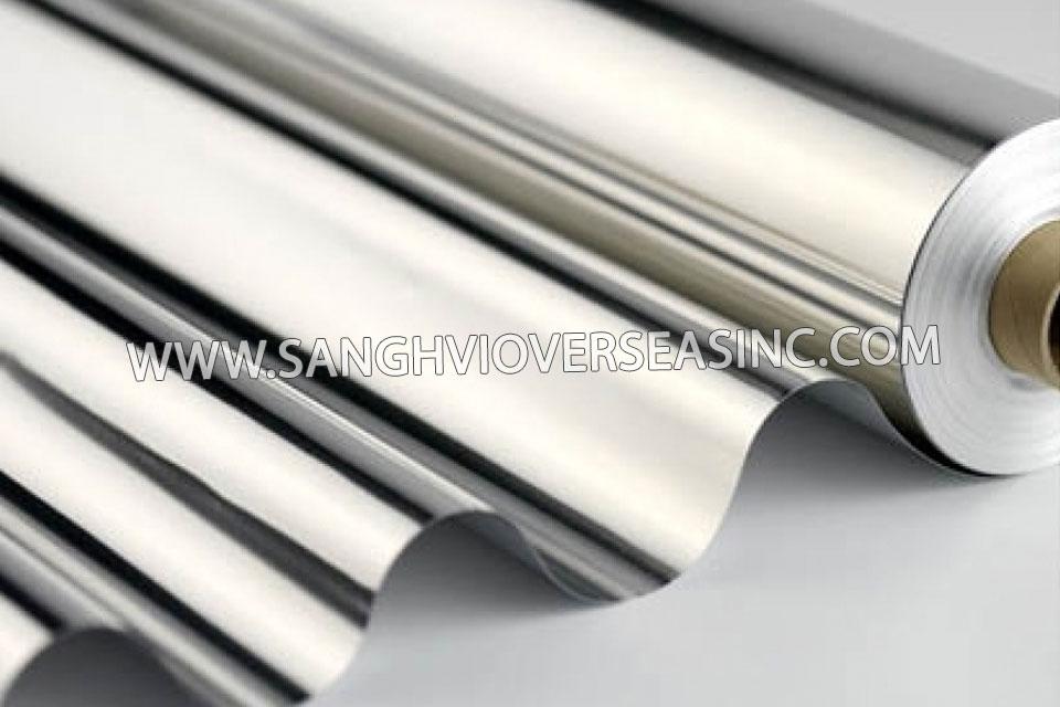 Aluminium Foil Manufacturer In