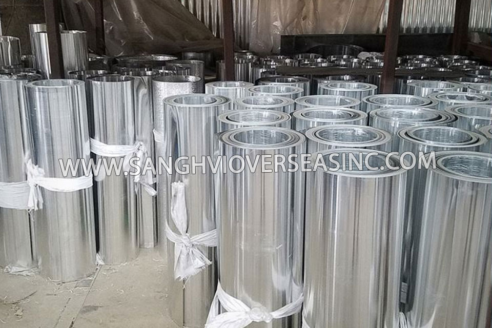 Aluminium Roll Suppliers