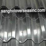 24345 Aluminium Corrugated Plate