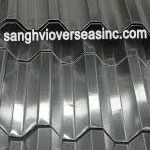 5754 Aluminium Corrugated Sheet