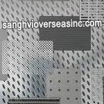 54300 Aluminium Extruded Plate