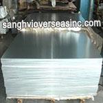 Black 64430 Aluminium Plate