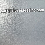 24345 Aluminium Stucco Sheet
