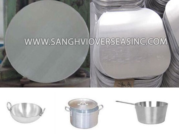 Aluminium Circle Suppliers