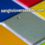 Anodized 19000 Aluminium Plate