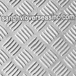 Checkered 5086 Aluminium Sheet