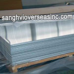Cold Rolled 24534 Aluminium Sheets