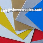 Color Coated 52000 Aluminium Plate