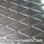 Aluminium 6351 Diamond Plate Suppliers