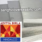Hindalco 19000 Aluminium Plate