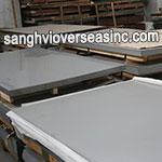 Hot Forming 64430 Aluminium Plate