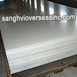 6066 Hot Rolled Aluminium Plate