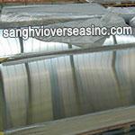 Oil Tanker Aluminum 24345 Plate