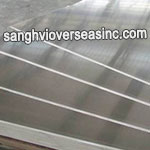 19000 Polished Aluminium Plate