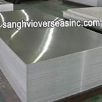 Quenched 52000 Aluminum Plate