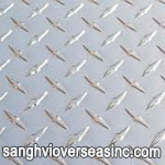 Aluminium 3003 Checker Plate Suppliers