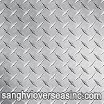 Aluminum 6061 Chequer Plate flooring Suppliers