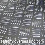Rice Grain Aluminum 6061 Tread Plate Suppliers